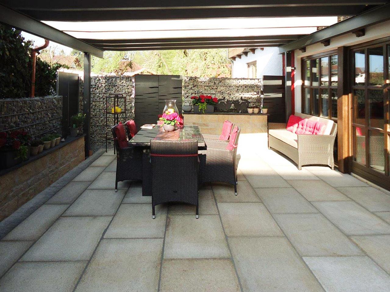 terrasse seite 2 bruckmeier garten und landschaftsbau. Black Bedroom Furniture Sets. Home Design Ideas
