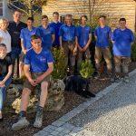 Bruckmeier Garten- und Landschaftsbau Teamfoto